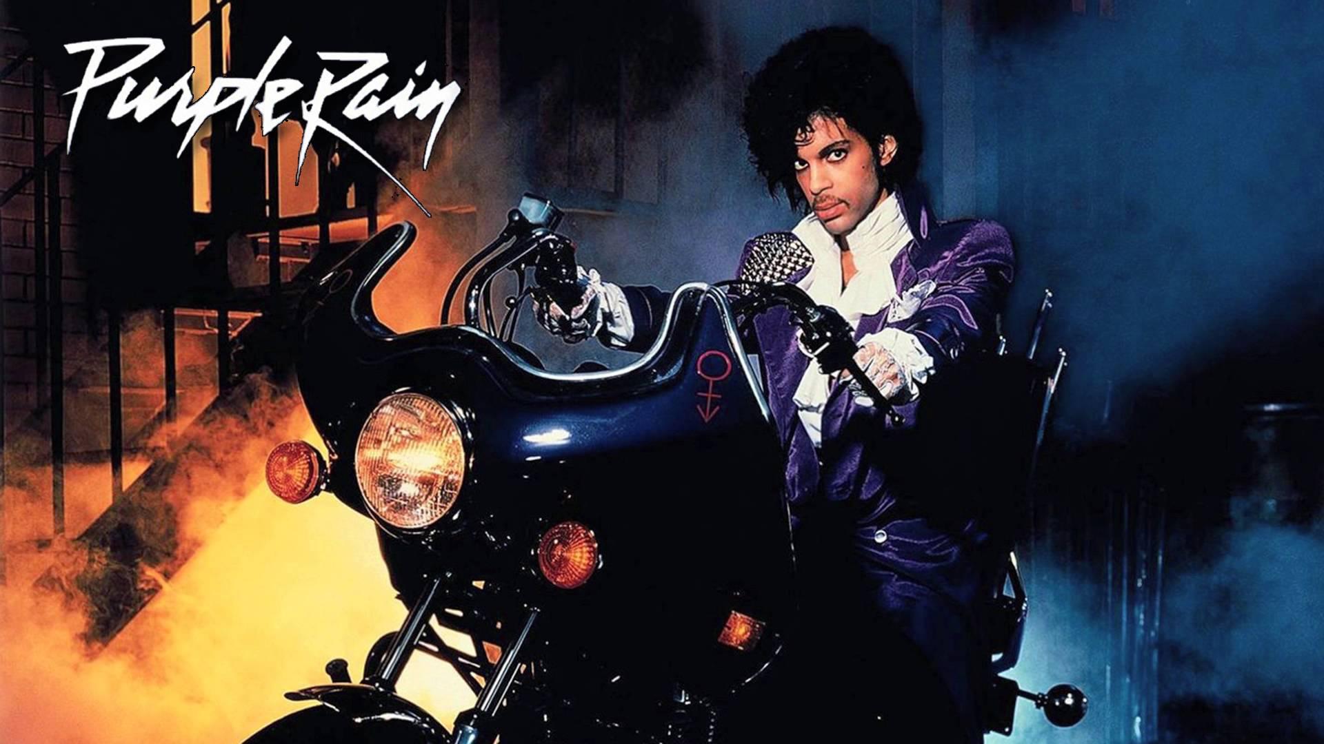 Prince: May it Rain Purple